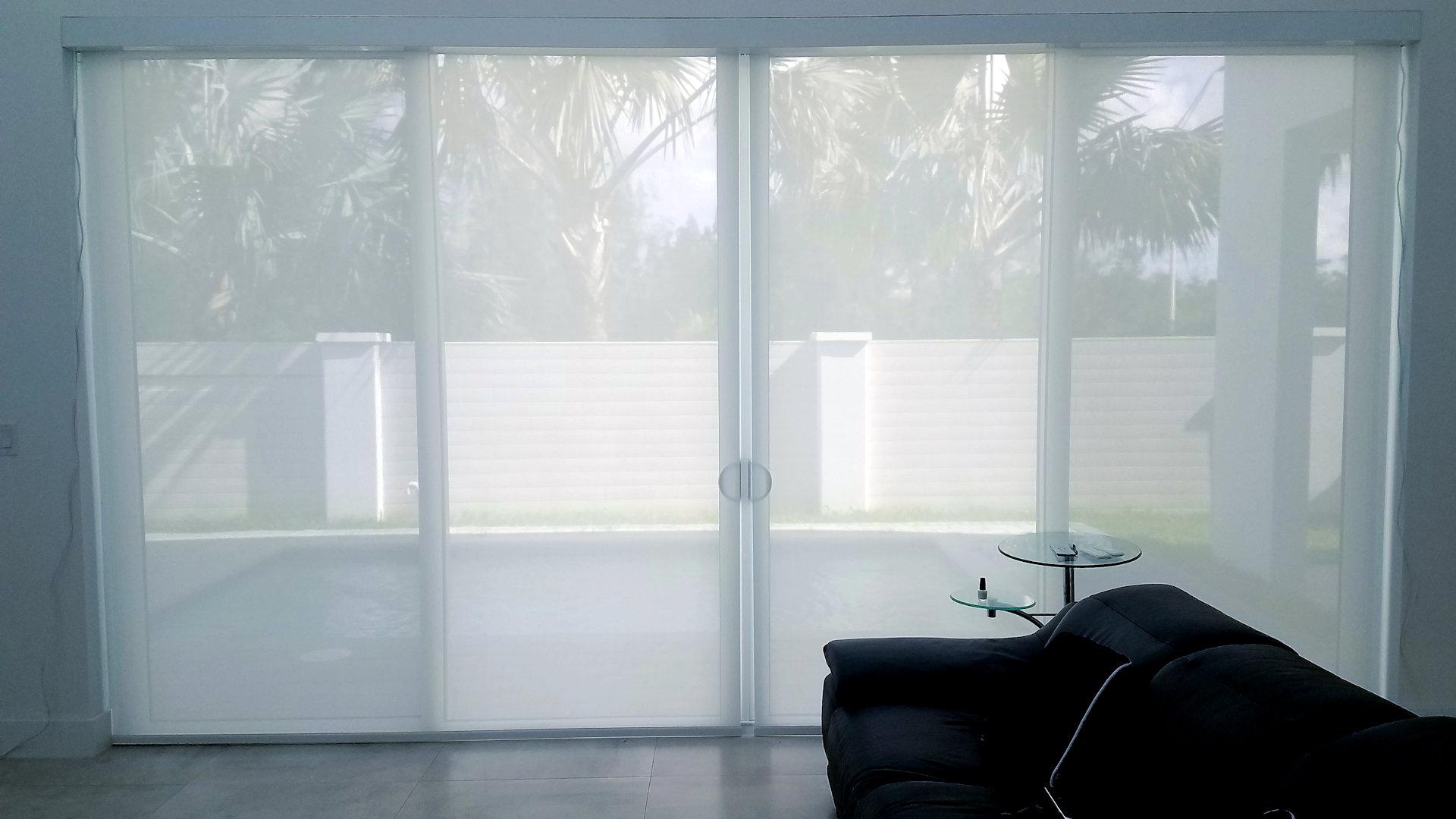Roller Shade -Screen Blinds